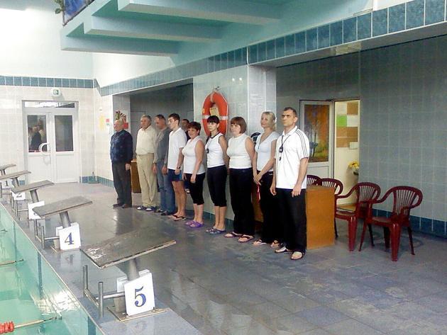 Кафедра фiзичного виховання i спорту